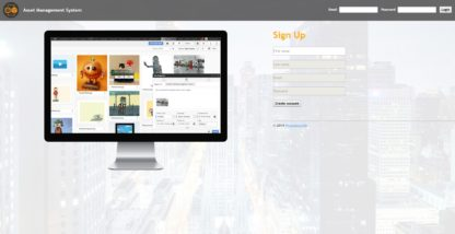 Asset Management System Project in php