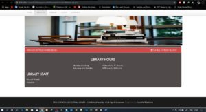 Library Management System In PHP
